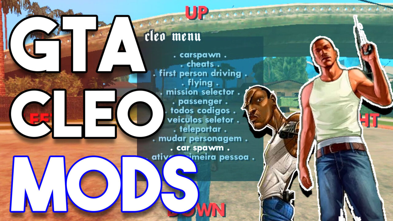 How to install cleo mods on Gta san andreas in android without root