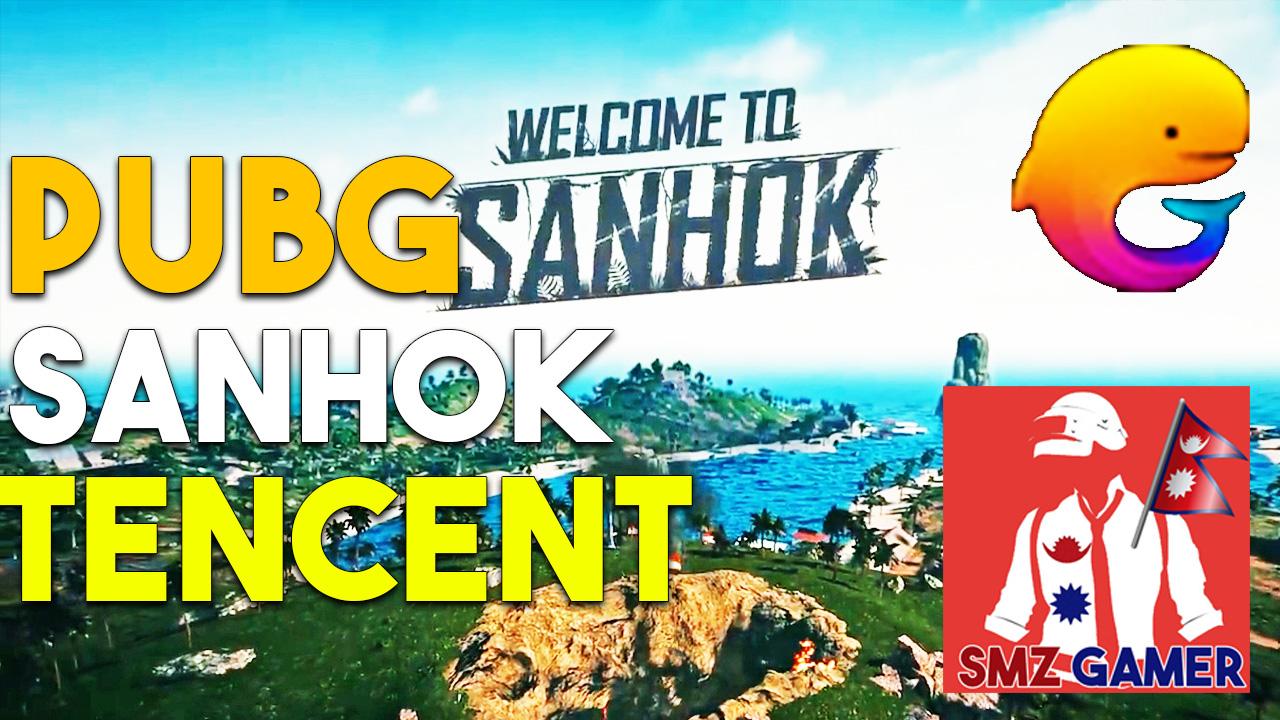 Pubg Mobile Sanhok Map Into Tencent Gaming Buddy