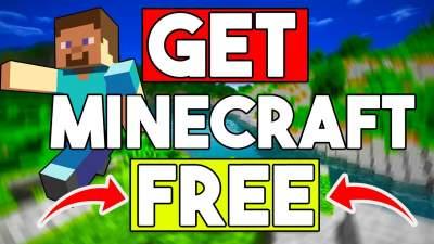 Download Minecraft Full version PC